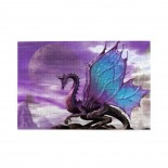 Medieval Fantasy puzzle, 1000 Piece Wooden Fun Jigsaw,Apply to Graduation Gift 75cm X 50cm