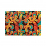 Abstract Color Pattern puzzle, 1000 Piece Wooden Fun Jigsaw,Apply toAnniversary 75cm X 50cm