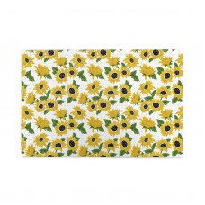 Sunflower Floral puzzle, 1000 Piece Wooden Fun Jigsaw,Apply to Graduation Gift 75cm X 50cm