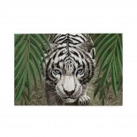 White Tiger puzzle, 1000 Piece Wooden Fun Jigsaw,Apply to Graduation Gift 75cm X 50cm