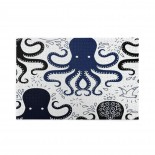Watercolor Octopus puzzle, 1000 Piece Wooden Fun Jigsaw,Apply toAdult 75cm X 50cm