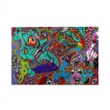 Untitled_by_acid_flo-d3cqhed puzzle, 1000 Piece Wooden Fun Jigsaw,Apply toAnniversary 75cm X 50cm