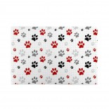 Crazy Dog Paws puzzle, 1000 Piece Wooden Fun Jigsaw,Apply to Graduation Gift 75cm X 50cm