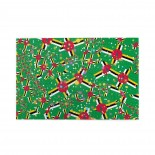Dominica puzzle, 1000 Piece Wooden Fun Jigsaw,Apply to Graduation Gift 75cm X 50cm
