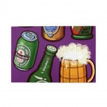 Drinks And Beer puzzle, 1000 Piece Wooden Fun Jigsaw,Apply toKids as Birthday 75cm X 50cm