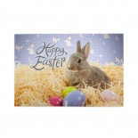 Easter Bunny Rabbit For Kids puzzle, 1000 Piece Wooden Fun Jigsaw,Apply toKids as Birthday 75cm X 50cm