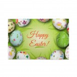 Easter Colorful Eggs puzzle, 1000 Piece Wooden Fun Jigsaw,Apply toAdult 75cm X 50cm