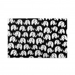 Elephant Black And White puzzle, 1000 Piece Wooden Fun Jigsaw,Apply toAdult 75cm X 50cm