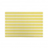 Fashion Yellow Harlequin puzzle, 1000 Piece Wooden Fun Jigsaw,Apply toFamily 75cm X 50cm
