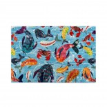 Fish And Crab puzzle, 1000 Piece Wooden Fun Jigsaw,Apply toKids as Birthday 75cm X 50cm
