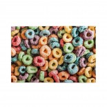 Froot Loops Are Actually The Same Flavour puzzle, 1000 Piece Wooden Fun Jigsaw,Apply to Graduation Gift 75cm X 50cm
