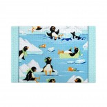 Funny Penguin puzzle, 1000 Piece Wooden Fun Jigsaw,Apply toFamily 75cm X 50cm