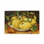 Giovanna Garzoni Still Life With Bowl Of Citrons puzzle, 1000 Piece Wooden Fun Jigsaw,Apply toAdult 75cm X 50cm