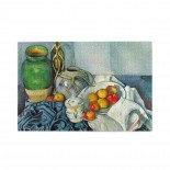 Paul Cézanne Still Life With Apples (2) puzzle, 1000 Piece Wooden Fun Jigsaw,Apply toAdult 75cm X 50cm