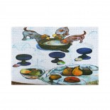 Paul Gauguin Still Life With Three Puppies puzzle, 1000 Piece Wooden Fun Jigsaw,Apply to Graduation Gift 75cm X 50cm