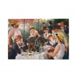 Pierre-auguste Renoir Luncheon Of The Boating Party (6) puzzle, 1000 Piece Wooden Fun Jigsaw,Apply toFamily 75cm X 50cm