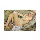 Suzanne Valadon Reclining Nude puzzle, 1000 Piece Wooden Fun Jigsaw,Apply toAnniversary 75cm X 50cm