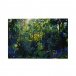 Thorvald Erichsen Wooded Landscape puzzle, 1000 Piece Wooden Fun Jigsaw,Apply toAdult 75cm X 50cm