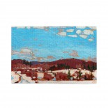 Unknown Painter Early Spring puzzle, 1000 Piece Wooden Fun Jigsaw,Apply to Graduation Gift 75cm X 50cm