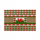 Wales puzzle, 1000 Piece Wooden Fun Jigsaw,Apply toFamily 75cm X 50cm
